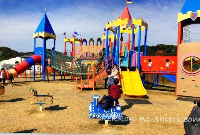 とれとれヴィレッジ 遊具公園
