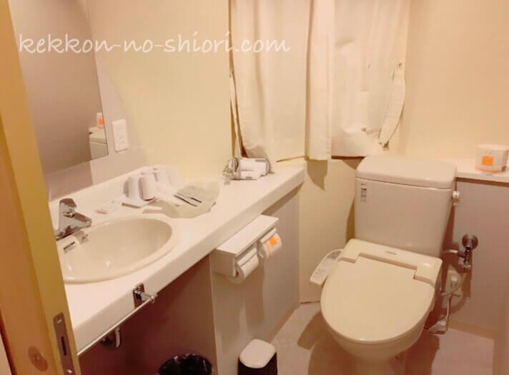 とれとれヴィレッジ 内装 トイレ