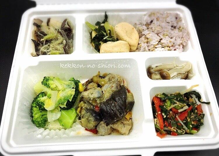 ママの休食 口コミ 彩り野菜と鶏肉の味噌煮